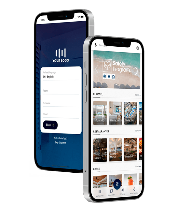 Hoteligy Hotels and Resorts Web App